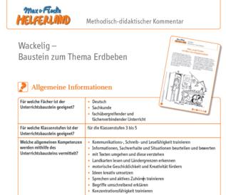 Max & Flocke - Für Eltern und Lehrende